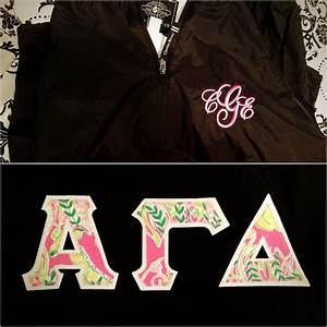 sweet southern prep growing up southern is a privilege With sorority rain jacket with letters on back