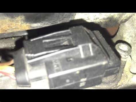 2002 bmw 325i crankshaft position sensor youtube