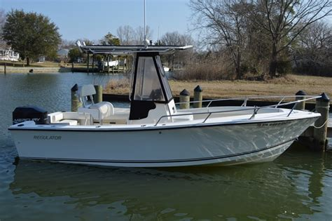 21 Foot Regulator Boats For Sale by 1999 21 Regulator Classic The Hull Boating And