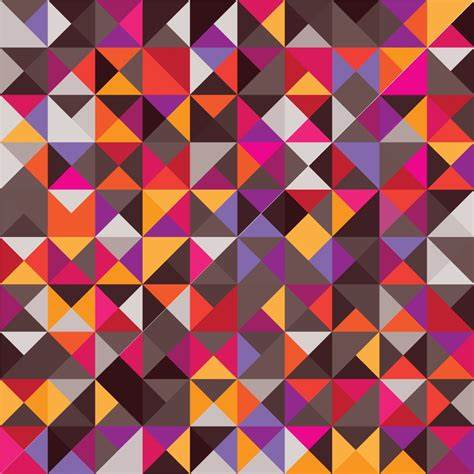 seamless pattern with Different color vector for $5 ...