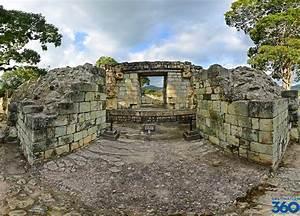 Copan Ruins Honduras Mayan Civilization