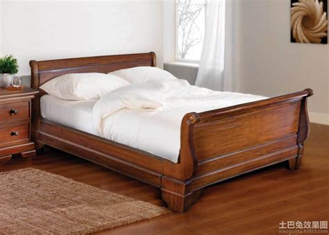卧室红木家具图片大全 土巴兔装修效果图
