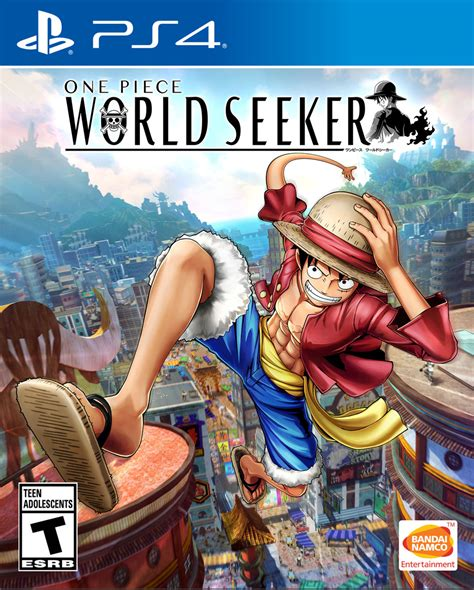piece world seeker ps game