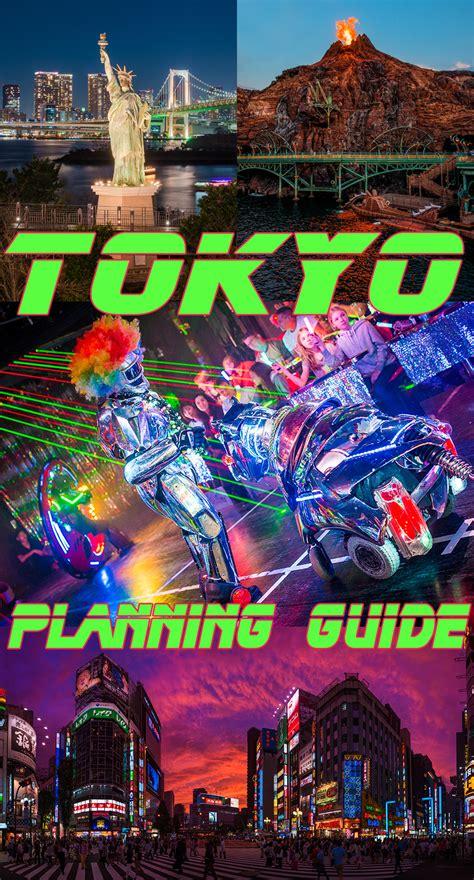 ultimate tokyo japan city guide travel caffeine