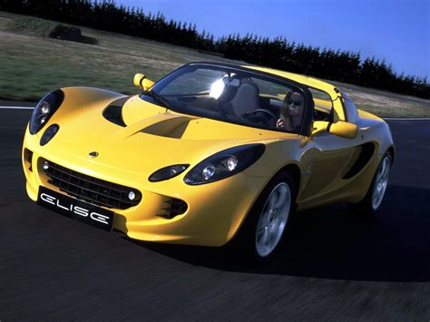 2005 Lotus Elise Pictures, History, Value, Research, News