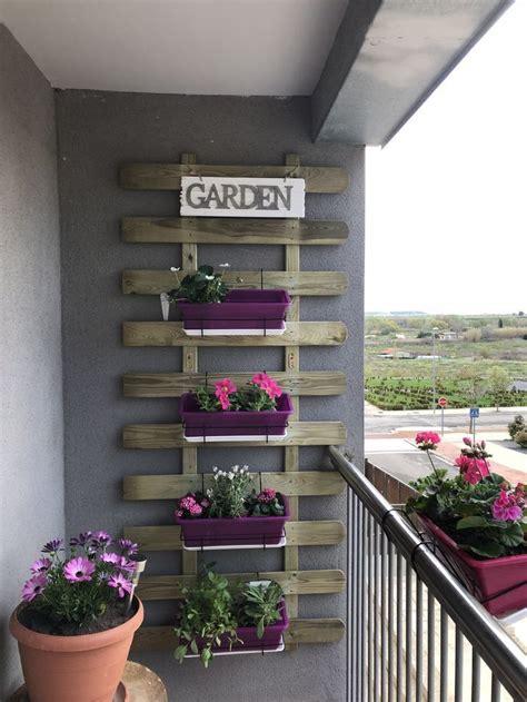 6 Einfache Diy Projekte Fuer Attraktive Gartengestaltung Und Balkoneinrichtung by Ein Tolles Wochenende Projekt Sogar Ein Kleiner Balkon