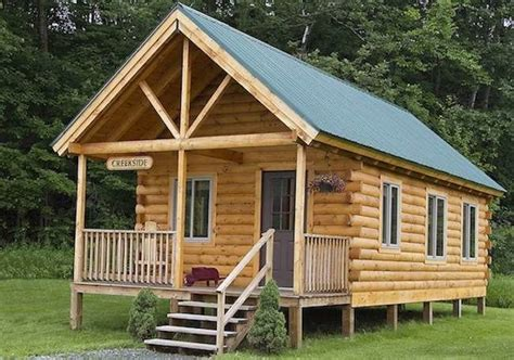 build your own cabin cheap log cabin kits 8 you can buy and build bob vila