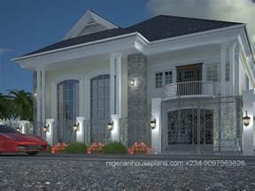 bungalow designs 5 bedroom duplex ref 5011 nigerianhouseplans