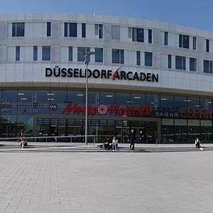 Düsseldorf Arcaden Düsseldorf : bilk arcaden in d sseldorf einkaufszentrum infos ffnungzeiten ~ Orissabook.com Haus und Dekorationen