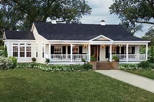 Modular Home: Front Porch Modular Homes