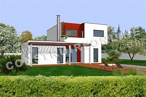 vente de plan de maison contemporaine With good plan maison gratuit 3d 14 telecharger sweet home 3d 5 6