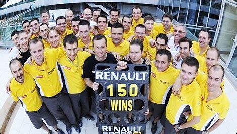 F1 150e Victoire D'un Moteur Renault En Formule 1
