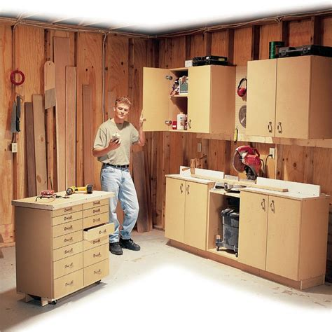 ideas  shop cabinets  pinterest wood shop organization cordless tools