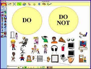 Computer Lab Rules Clipart - ClipartXtras