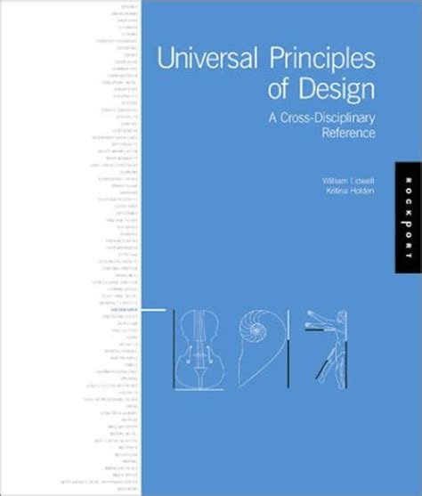 universal principles of design 10 must user interface books for designers