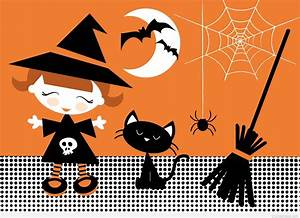 Cute Halloween Witch Wallpapers – Festival Collections