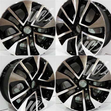 16 quot alloy wheels rims for 2013 2015 honda civic set of 4