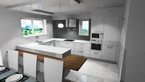 cuisine en u moderne cuisine haut gamme cbel cuisines With idee deco cuisine avec prix cuisine integree