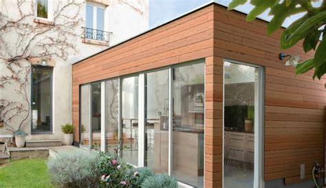 renover sa cuisine en bois 9 idées pour agrandir votre maison côté maison