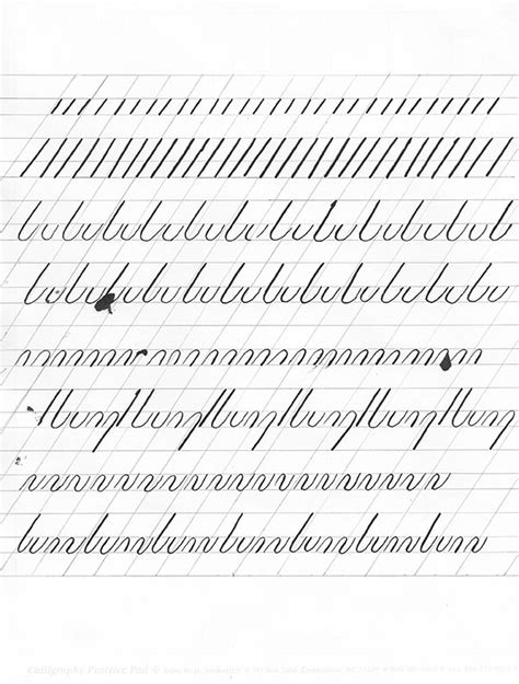 learning copperplate pointed pen calligraphy the