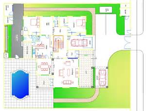 mansion floor plans free house plans nii house plan ground floor