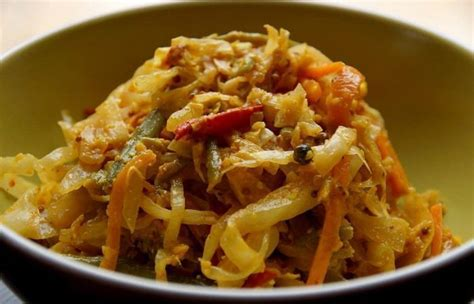 légumes à cuisiner achards créoles de légumes recette dukan pl par spicy