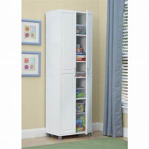 systembuild kendall white storage cabinet 7362401pcom With kitchen colors with white cabinets with sticker printer walmart