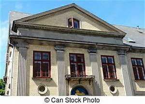 Architecture Neo Classique : fa ade neo classique style art classique grec ~ Melissatoandfro.com Idées de Décoration