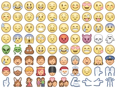do i get the new emojis on my iphone has new emojis again