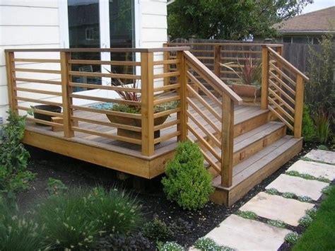 25 best ideas about wood deck designs on deck