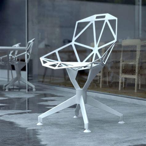 Chaise Chair One 4 Star By Magis Lovethesign