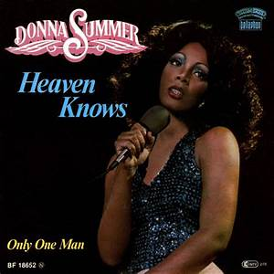 45cat - Donna Summer - Heaven Knows / Only One Man ...