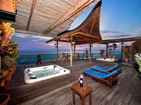 location chambre hotel malaisie forfait package plongée borneo