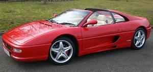 Ferrari F355 GTS Targa Hire from D HCullen D HCullen