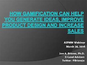 How Gamification Can Help You Generate Ideas, Improve ...
