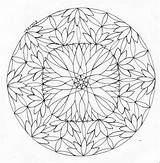 Coloring Decorative Colouring Plates sketch template