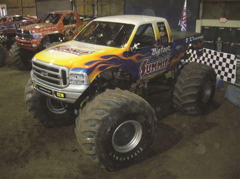 bigfoot monster truck bigfoot monster truck ashland oregon localsguide