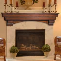 Auburn Fireplace Mantel Shelf - Home Accents