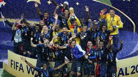 Croatia France Score Highlights From World Cup Final