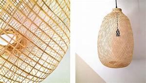 Abat Jour En Osier : stunning suspension osier gallery awesome interior home satellite ~ Nature-et-papiers.com Idées de Décoration
