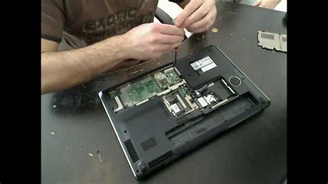 hp laptop fan not working hp pavilion dv7 cleaning cpu fan youtube
