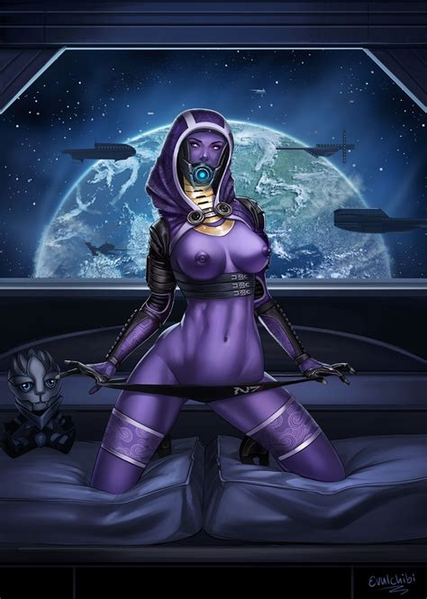 more tali from mass effect rule 34 nerd porn