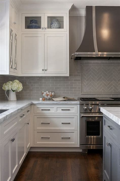 miraculous kitchen best 25 gray subway tile backsplash