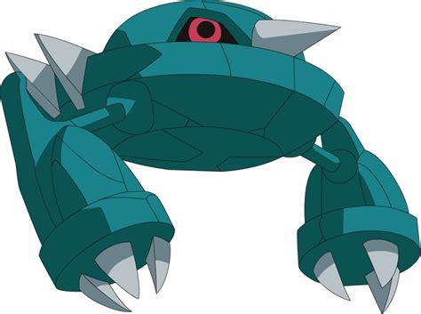 Pokemon 2375 Shiny Metang Pokedex