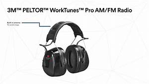 3m U2122 Peltor U2122 Worktunes U2122 Pro Fm  Am Radio
