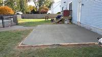 great concrete slab patio design ideas Great Concrete Slab Patio Design Ideas - Patio Design #255