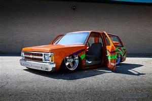 1989 Chevy S10 Blazer House Of Kolors Sema Show Truck  383