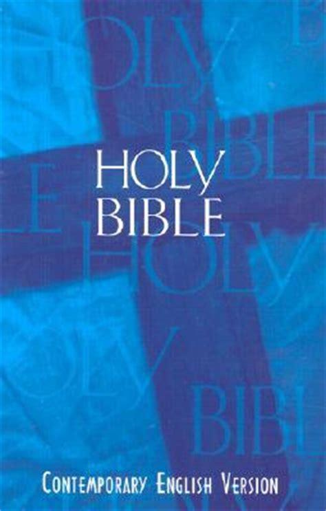 holy bible cev contemporary english version