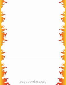 Fire Border Clip Art – 101 Clip Art