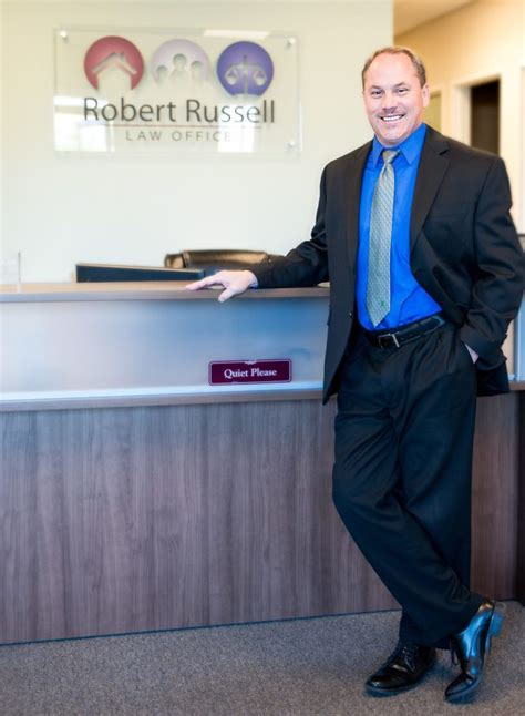 robert russell law office bankruptcy attorney
